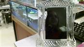"WATERFORD CRYSTAL 4X6"" PICTURE FRAME"